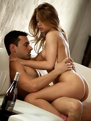 On a romantic afternoon Alyssa shows her boyfriend just how much she loves him... pics ~ hot-pussy.cc